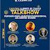 Kepala LLDIKTI IX dan Ketua APTISI IX-A Narasumber Talkshow Lounching LLDIKTI 9 Channel