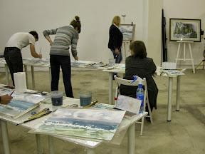 Watercolor masterclass 2013-12-07