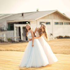 Wedding photographer Klavdiya Litvinenko (Klaudia8585). Photo of 11.08.2017