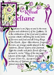 Beltane Pagan Ritual of Interest to Neo Pagans