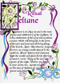 Cover of Anonymous's Book Beltane Pagan Ritual of Interest to Neo Pagans