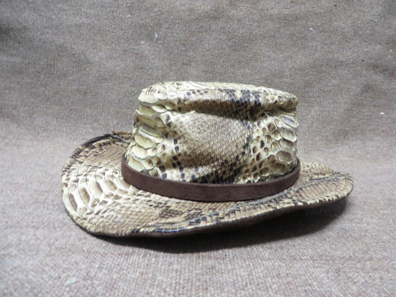 Eric Javits Python Hat