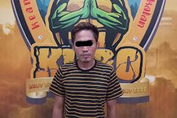 Pelaku Judi Online Asal Kecamatan Jatiroto Berhasil di Ringkus Polisi