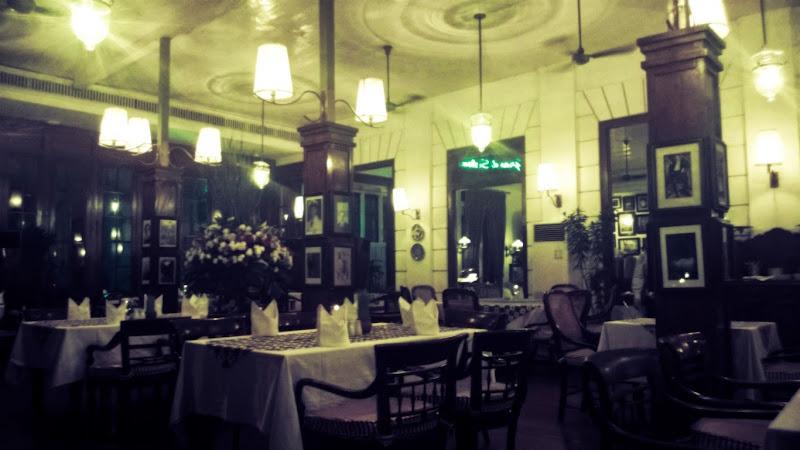 Cafe Batavia, Kota Tua, Jakarta