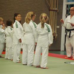 Kyu examens Swalmen 2013