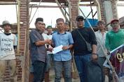 Peduli Rumah Ibadah, PT Karya Murni Sejati 27 Berbagi Bantuan di Bulan Ramadhan