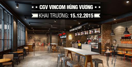 CGV Vincom Hùng Vương, cgv q5