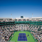 INDIAN WELLS, UNITED STATES - MARCH 17 : Ambiance at the 2016 BNP Paribas Open