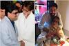 अमिताभ बच्चन आणि अंडरवर्ल्ड डॉन दाऊद इब्राहिम यांच्या फोटो