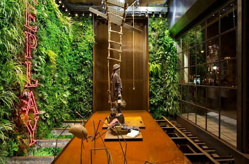 Vertical Garden Design in Barcelona  3
