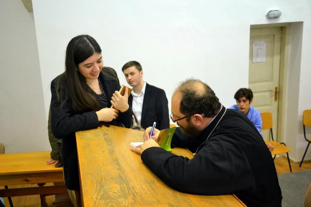 Pr. Constantin Necula despre tineri, FTOUB 293