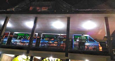 Bukit Sekipan Night