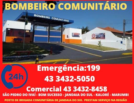 BOMBEIRO COMUNITÁRIO