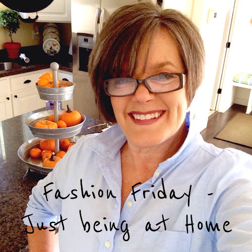Fashion Friday, fashion for 50 somethings, casual fashion