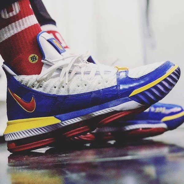 Nike Kicks Off LeBron Watch 2 With SuperBron LEBRON XVI