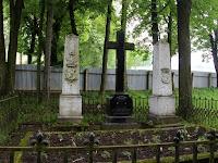 23 Csáky Kálmán, felesége és Natalie, valamint Adorján sírja.JPG