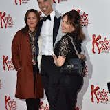 OIC - ENTSIMAGES.COM - Jill Halpenny, Jerry Mitchell and Arlene Phillips at the  Kinky Boots - press night in London 15th September 2015  Photo Mobis Photos/OIC 0203 174 1069