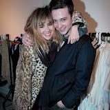WWW.ENTSIMAGES.COM -   Suki Waterhouse and Billy Thurlow    at      FrockDrop.com pop-up launch party  at 68 Sclater Street, London  March 11th 2013                                                  Photo Mobis Photos/OIC 0203 174 1069