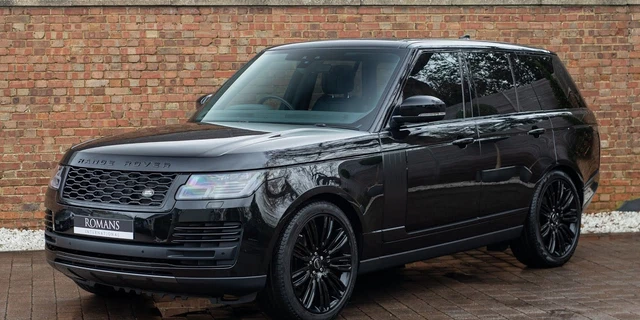 Range Rover sport gifted to SK macharia