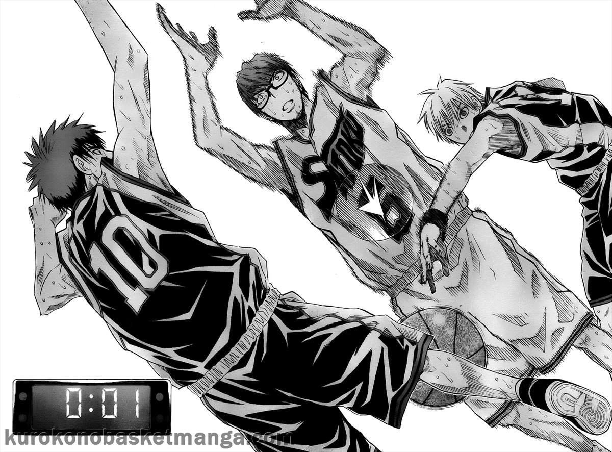 Kuroko no Basket Manga Chapter 35 - Image 06-07