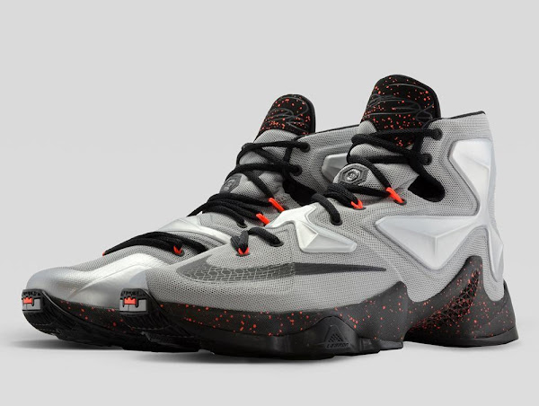 Available Now Nike LeBron 13 Rubber City