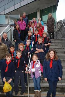 Ceadaoin Cubs visit the LE Ciara