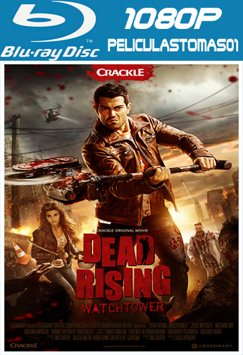 Dead Rising: Watchtower (2015) (BRRip) BDRip m1080p