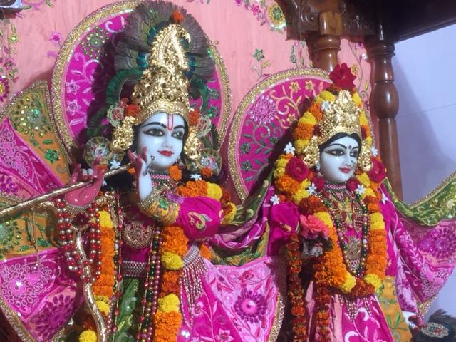 ISKCON Raipur Deity Darshan 02 Jan 2017 (1)