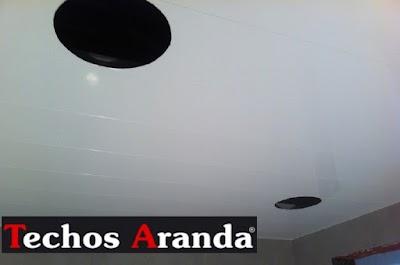 Oferta de techos registrables Madrid