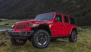 New Wrangler on the way