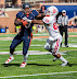 Donovonn Young #5 (NCAA Football: Illinois 17 vs. Indiana 31, October 27, 2012, Memorial Stadium, Champaign, IL)