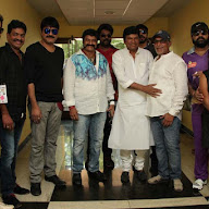 Telugu Stars At Natchathira Cricket Match Photos