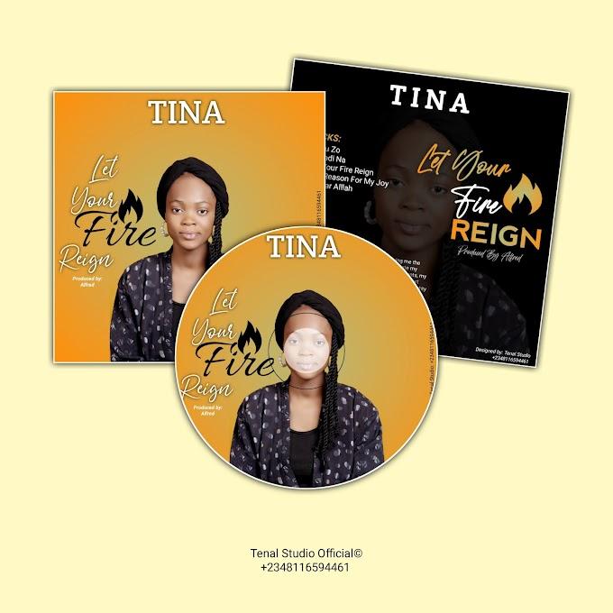 [Music EP] Tina Ibrahim - Let Your Fire Reign