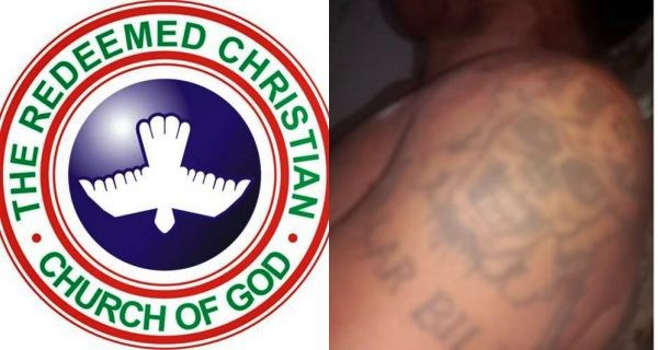 UNBELIEVABLE!! RCCG Pastor With Human Skull Tattoo On His Arm Killed In Ikorodu