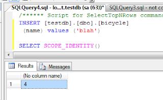 mybatis-user - MyBatis Not Retrieving the Insert ID from