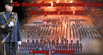 Birmingham International Tattoo 2015