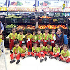 Field Trip to Supermarket by Playgroup Morning Section at Witty World, Chikoowadi (2018-19)