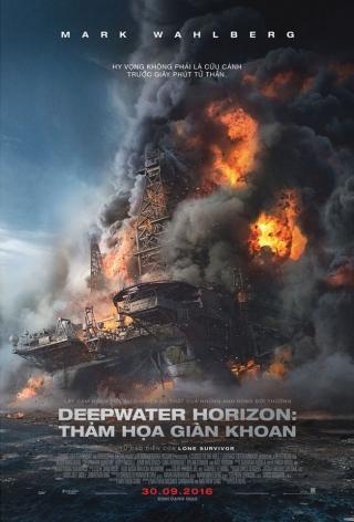 Thảm Họa Dàn Khoan - Deepwater Horizon (2016)