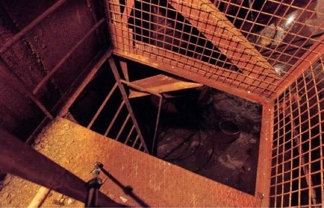 «Подземный город»,