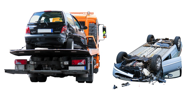How to get your vehicle recovered safely