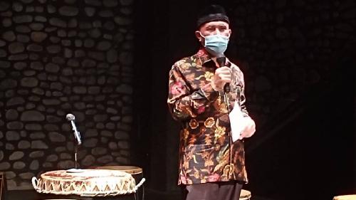Gubernur Sumbar Malewakan PKM Untuk Memajukan Kebudayaan Minangkabau