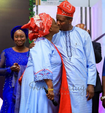 Daddy G. O And Wife Remarried [ See Photos