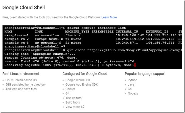 Google Cloud Platform Tutorial Series 102