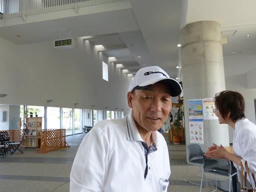 飯田貞光さん