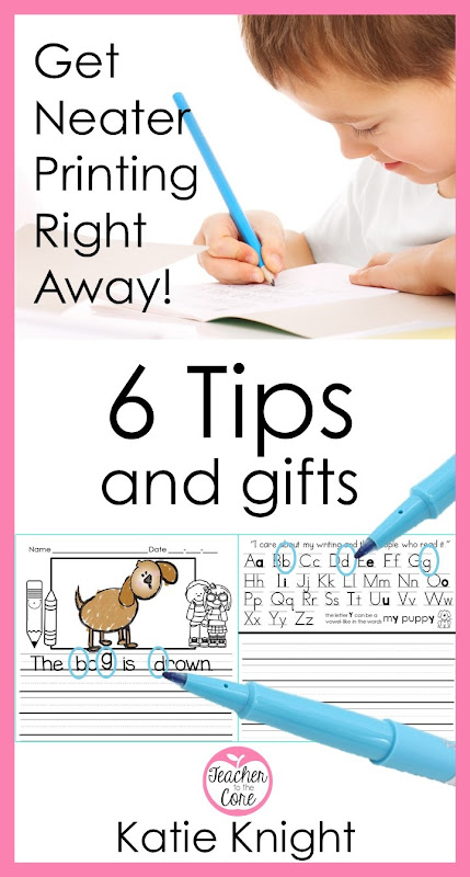 Get better printing with these 6 tips and freebies from Teacher to the Core