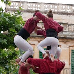 Trobada Castellera Fires i Festes de Manacor 2018