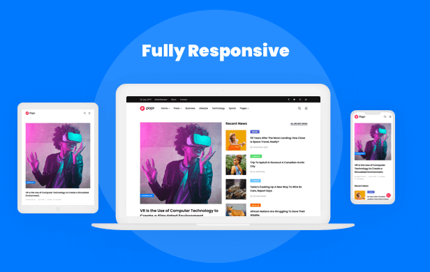 Papr WordPress theme