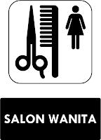 Rambu Salon Wanita