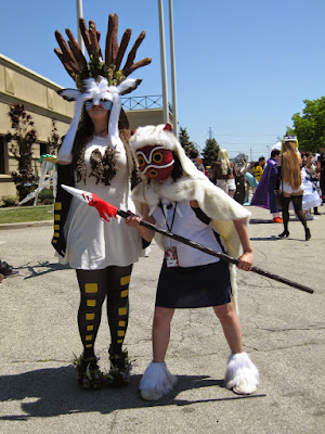 Blurs Of The Tired Eyes Anime North 2015 Saturday