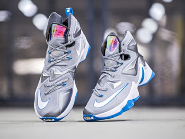 on sale 93449 fdfdf usa lebron 13 colorway blue lagoon 3009f 5212b
